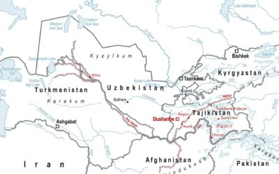 Serving the water community in Central Asia and worldwide