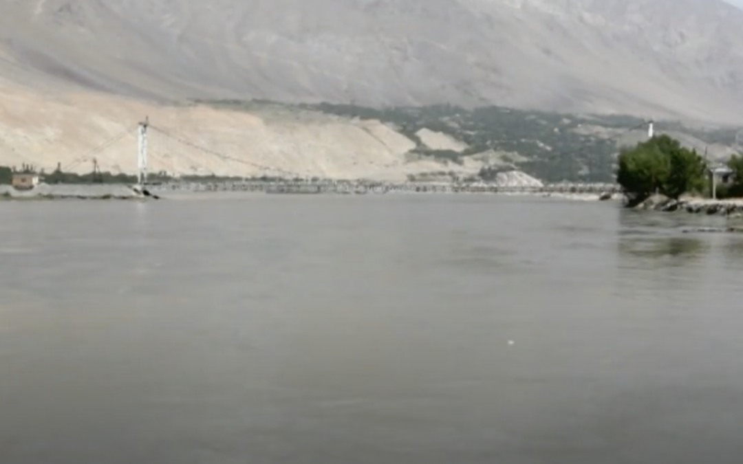 Wasser verbindet – Von den Gletschern zum Aralsee