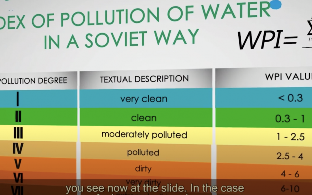 Introductory lecture. Features of the Transition to the IWRM in Post-Soviet Countries