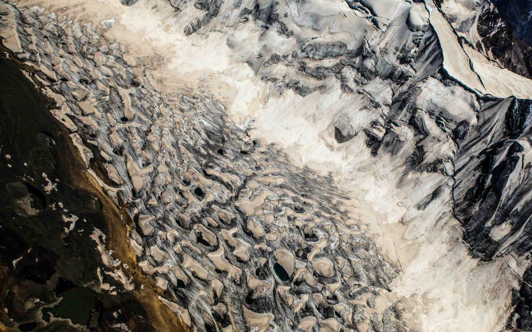 Glacier lake outburst floods