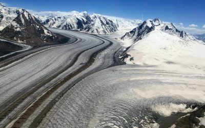 Glaciers are Global Commons